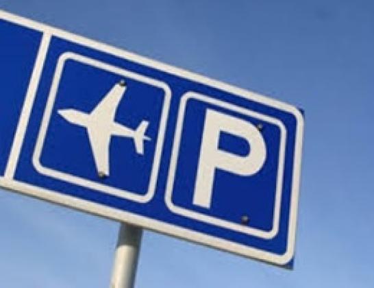 Parkeren op de luchthaven